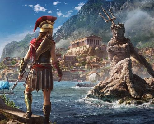 بازی اساینز کرید ادیسه Assassin's Creed Odyssey
