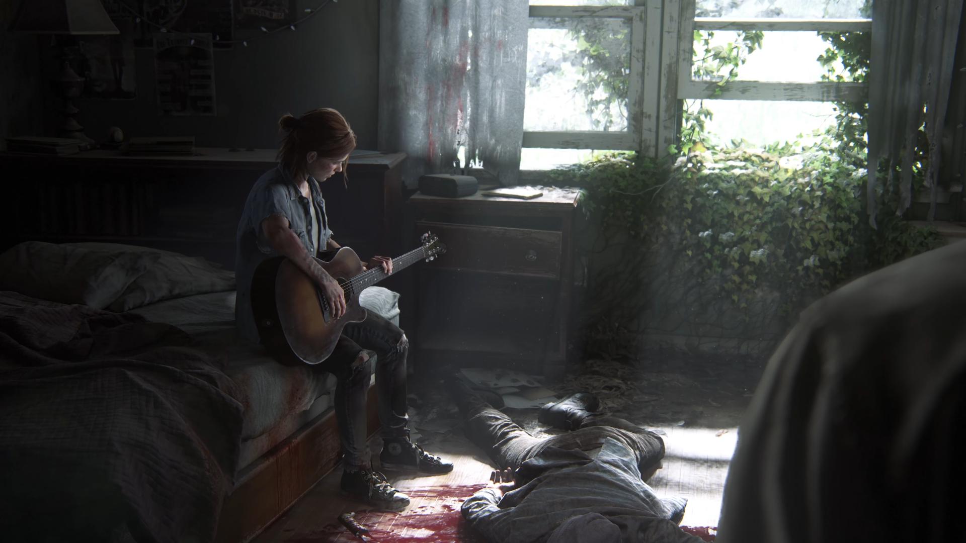 بازی آخرین بازمانده از ما ۲ Last of Us 2